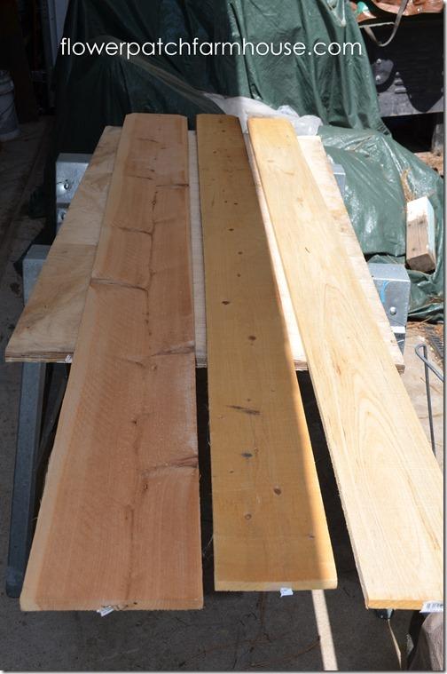 DIY fence board planters1