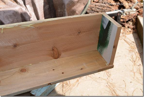 DIY fence board planters4
