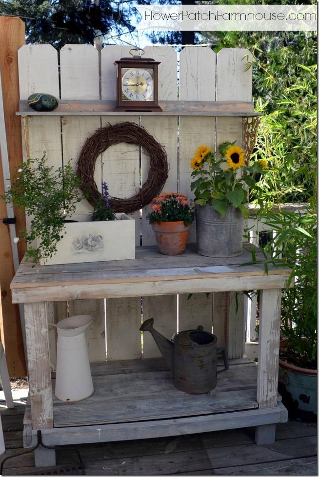 fall potting bench 1