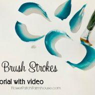 Basic Painting Strokes Tutorial
