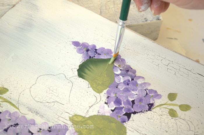 paint a leaf 3