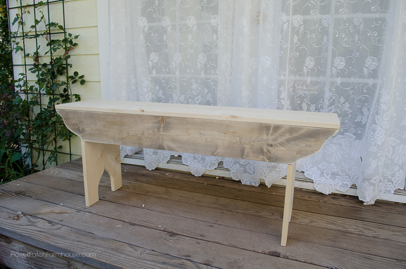 DIY Victorian Garden Bench, FlowerPatchFarmhouse.com (20 of 24)