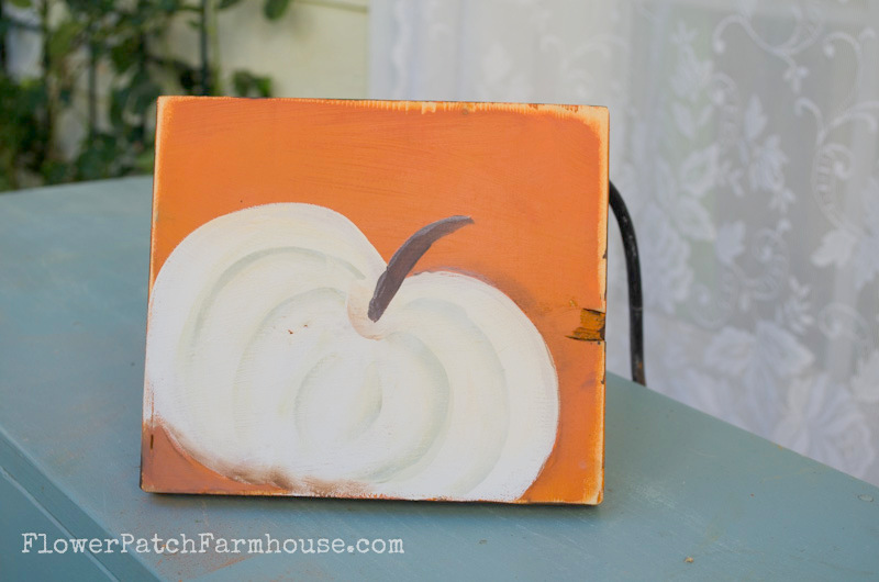 Learn how to Paint a Pumpkin Fast and Fun, easy enough for beginners and kids. Create tons of fun Fall or Autumn DIY projects with this easy tutorial.