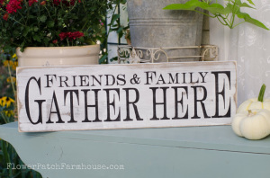 Friends and Family Sign, FlowerPatchFarmhouse.com (29 of 33)
