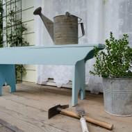How to Build a Victorian Garden Bench