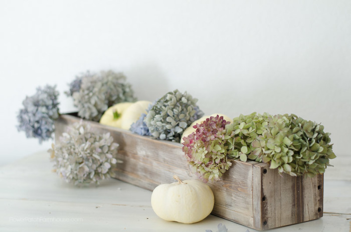 DIY vintage rustic box, FlowerPatchFarmhouse.com