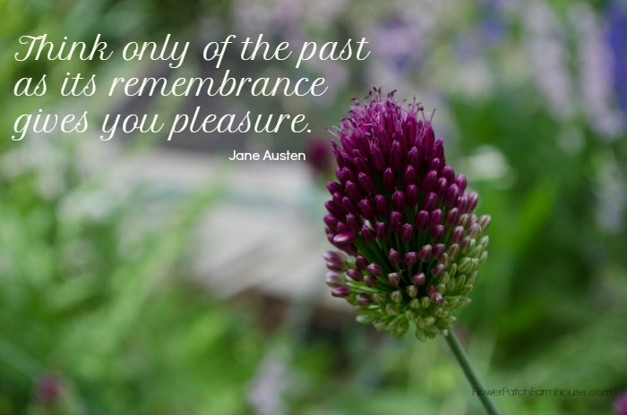 Jane Austen Inspirational Quote, FlowerPatchFarmhouse.com