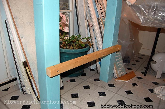 DIY workbench, FlowerPatchFarmhouse.com (1 of 4)