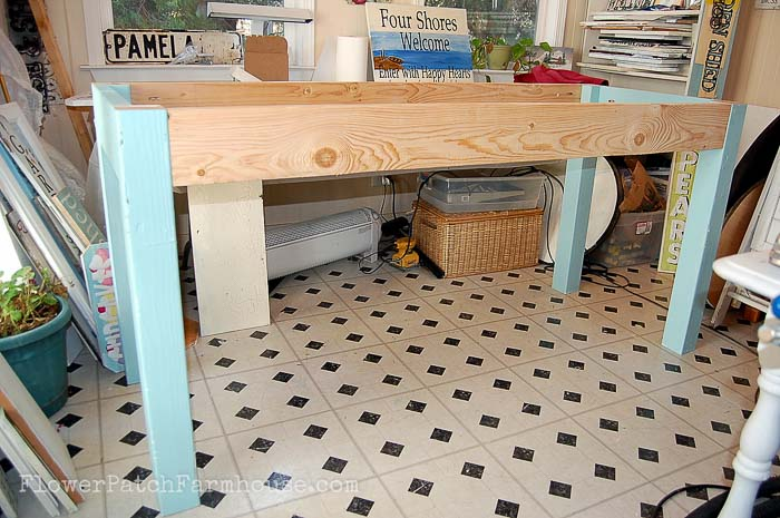 DIY workbench, FlowerPatchFarmhouse.com (5 of 7)