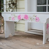 How to Build a Sweetheart Bench