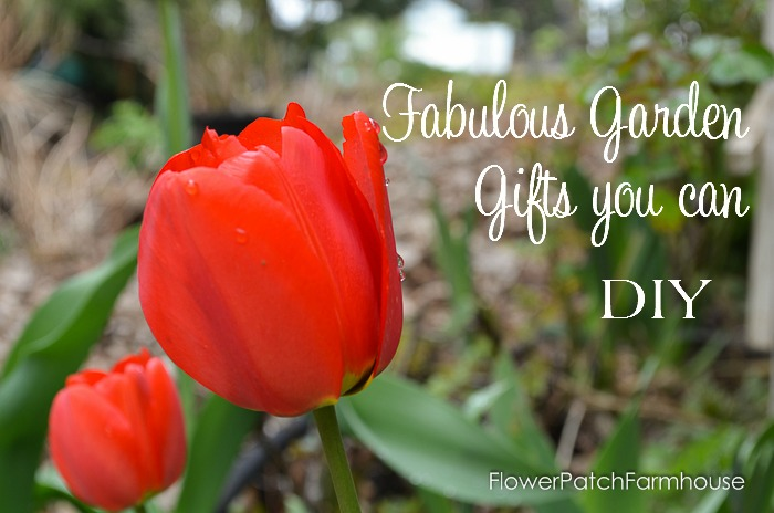 Great DIY Garden Gifts