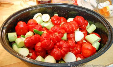 The Best Oven Roasted Tomato Sauce