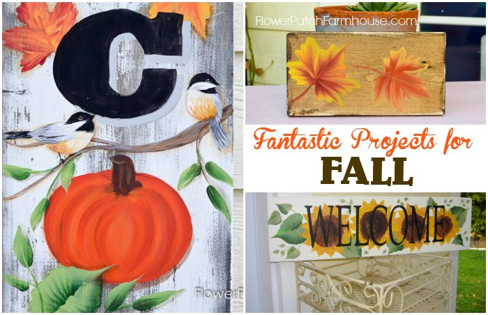 Great Painting Projects for Autumn