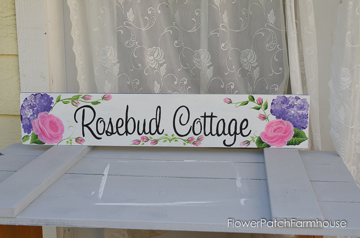 Rosebud Cottage