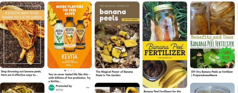 banana peel myths on pinterest